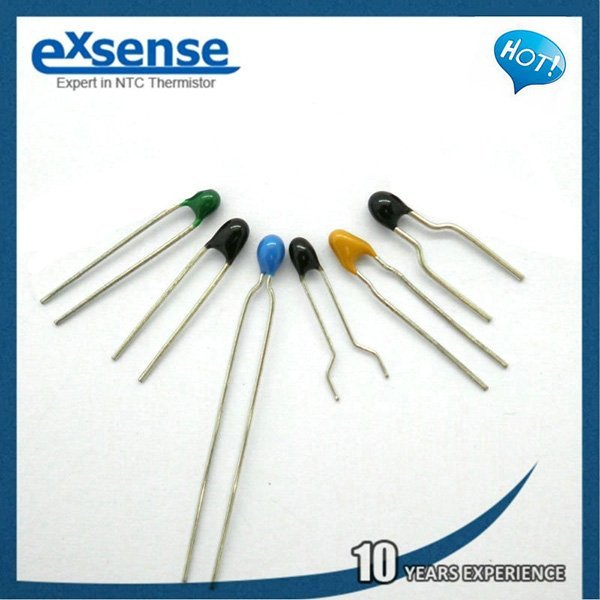 AT Series - Non-insulated Lead NTC Thermistors