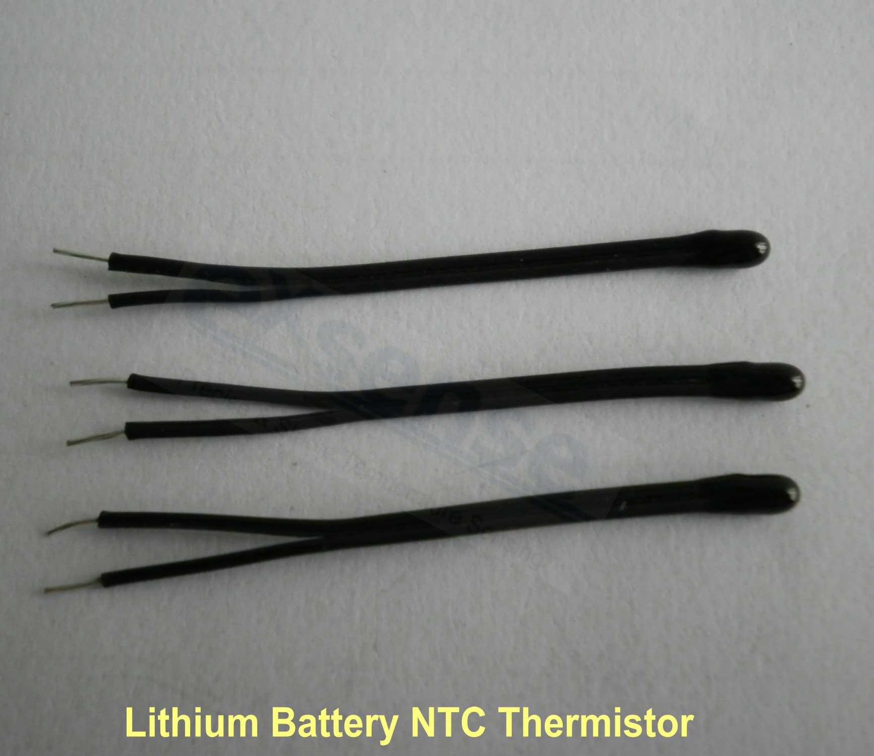 lithium battery ntc thermistor