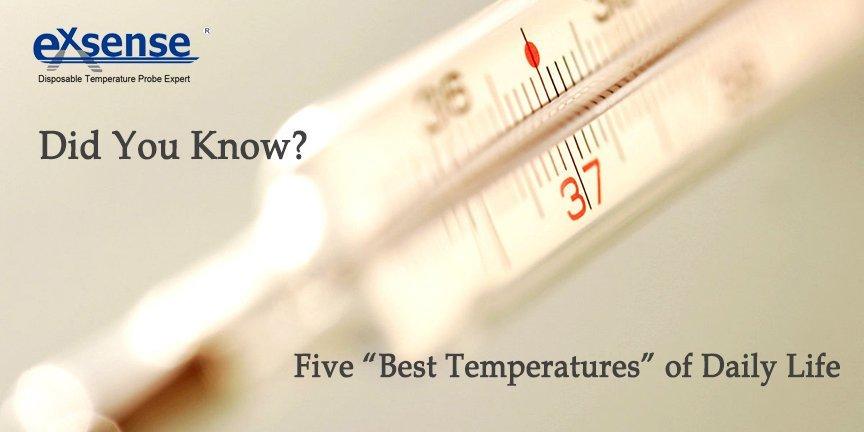 body temperature probe