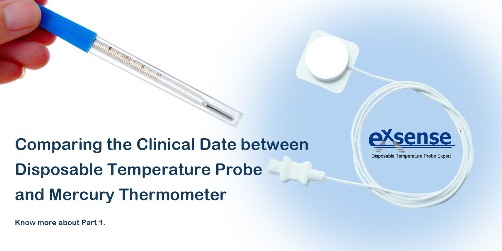 Comparing the Clinical Date between Disposable Temperature Probe and Mercury Thermometer